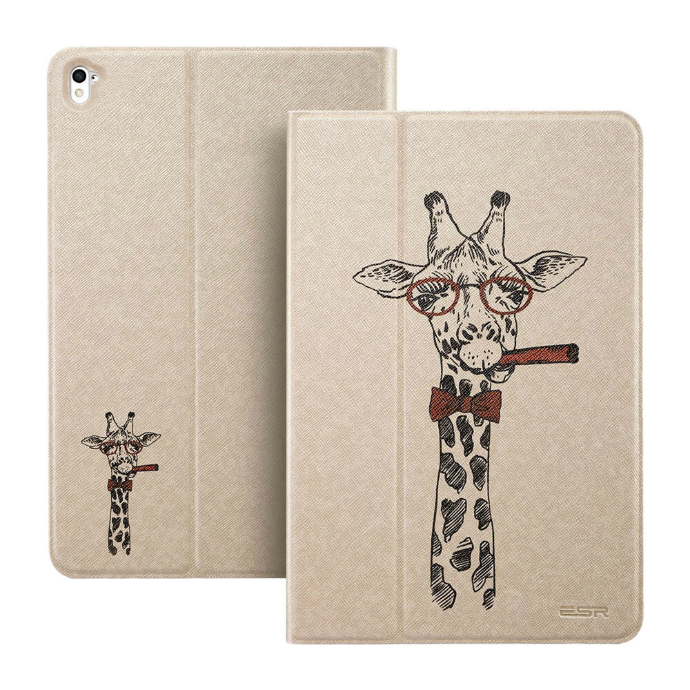 Чехол ESR Animal Prints Tycoon Giraffe для iPad Pro 9.7""