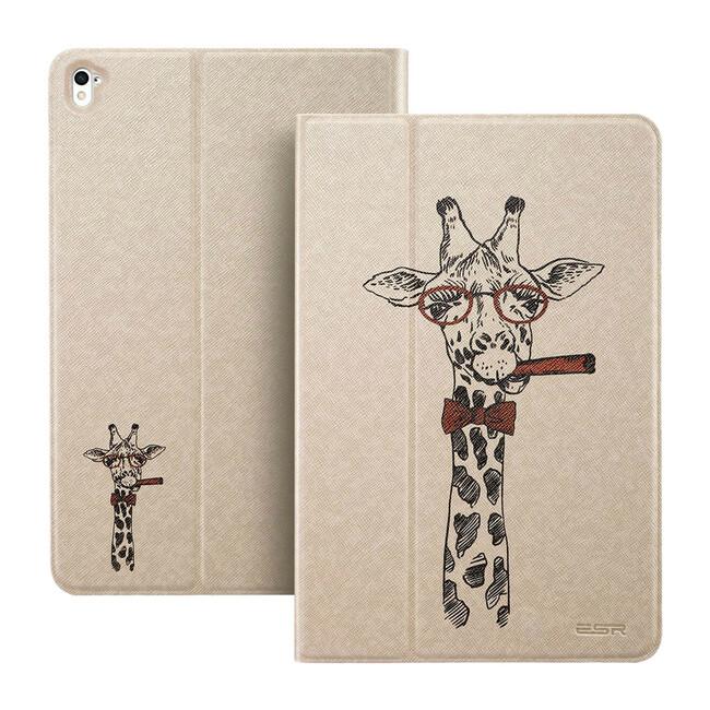 """Чехол ESR Animal Prints Tycoon Giraffe для iPad Pro 9.7"""""""