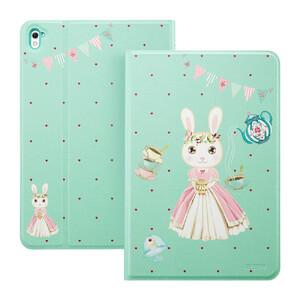 """Купить Кожаный чехол ESR Character Bunny Teahouse для iPad Pro 9.7"""""""