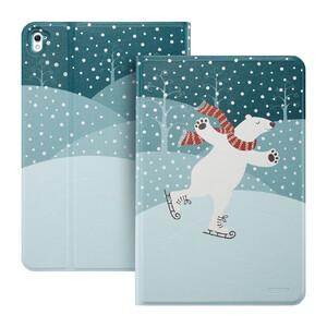 """Купить Кожаный чехол ESR Character Skating Bear для iPad Pro 9.7"""""""