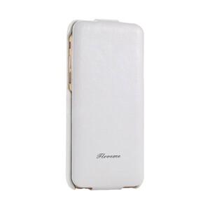 Купить Белый флип-чехол HOCO Floveme для iPhone 6/6s Plus