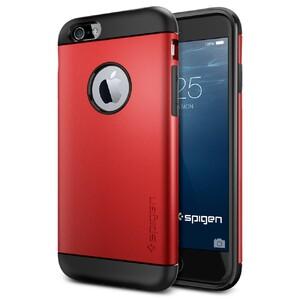 Купить Чехол Spigen Slim Armor Electric Red для iPhone 6/6s