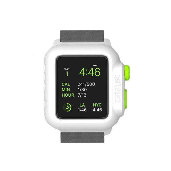 Водонепроницаемый чехол Catalyst Green Pop для Apple Watch 42mm