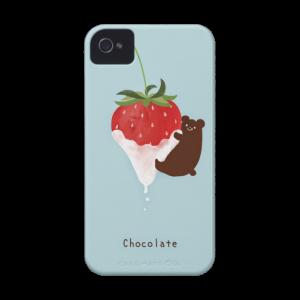 Купить Чехол BartCase Chocolate для iPhone 4/4S