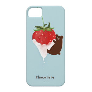 Купить Чехол BartCase Chocolate для iPhone 5/5S/SE
