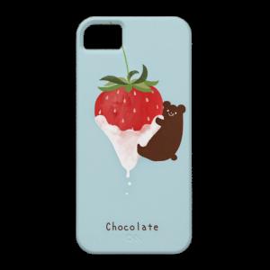 Купить Чехол BartCase Chocolate для iPhone 5/5S/SE