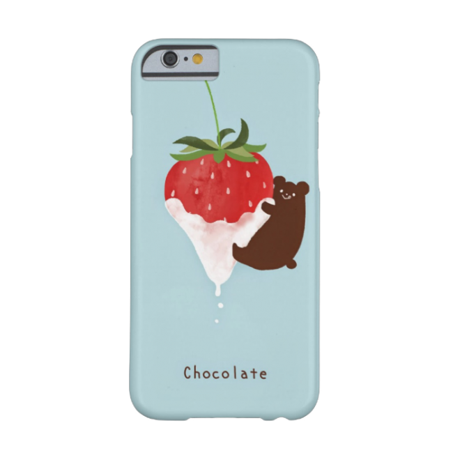 Чехол BartCase Chocolate для iPhone