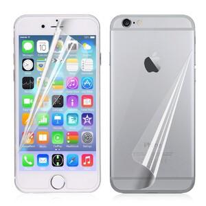 Купить Задняя + передняя защитная пленка oneLounge SilicolView для iPhone 6/6s