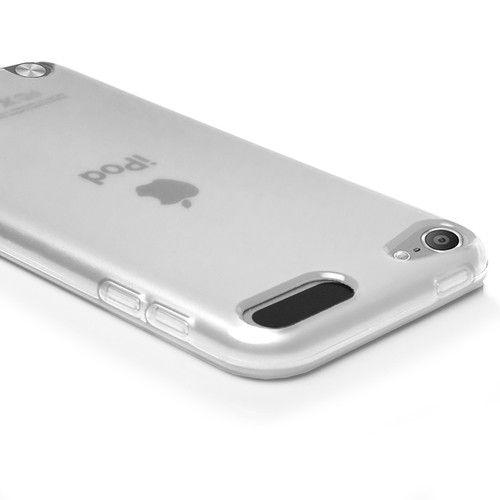 Цветной прозрачный TPU чехол CandyGel для iPod Touch 5G/6G