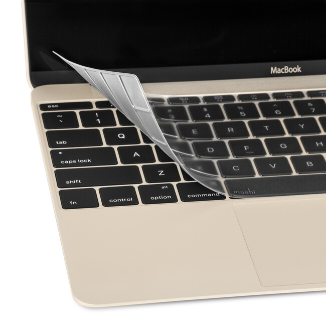 "Защитная пленка ClearGuard для клавиатуры MacBook 12"""