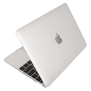 """Купить Прозрачный пластиковый чехол Crystal для MacBook 12"""""""