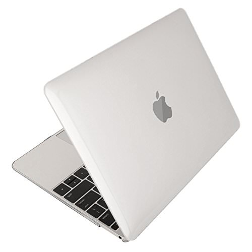 """Прозрачный пластиковый чехол iLoungeMax Crystal для MacBook 12"""""""