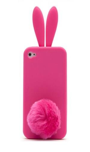 """Чехол """"Кролик"""" для iPhone 5/5S/SE"""