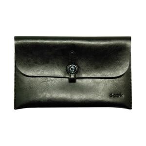 Купить Кожаный чехол d-park Big Button Black для iPad mini 4/3/2/1