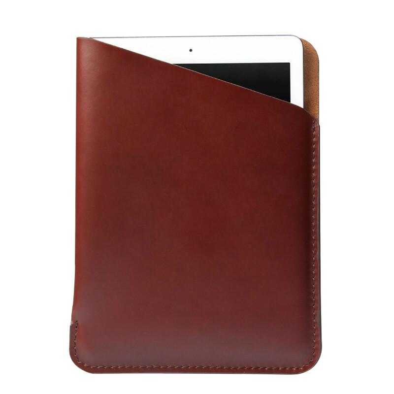 "Кожаный чехол d-park Rhinoceros Brown для iPad Pro 9.7""/Air 2/Air/9.7"" (2017)"