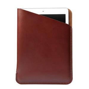 """Купить Кожаный чехол d-park Rhinoceros Brown для iPad Pro 9.7""""/Air 2/Air"""