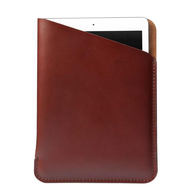 "Кожаный чехол d-park Rhinoceros Brown для iPad Pro 9.7""/Air 2/Air"