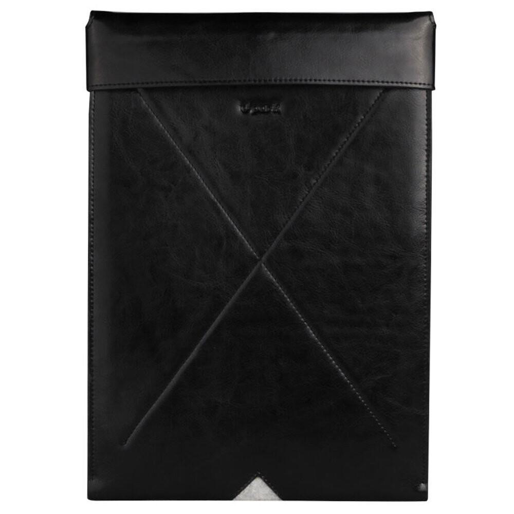 Кожаный чехол d-park Taurus Black для iPad mini 4/3/2/1