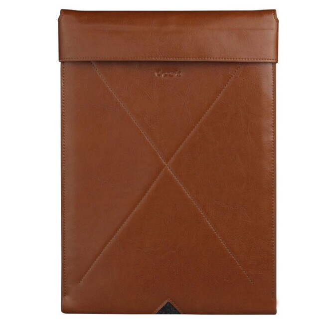"Кожаный чехол d-park Taurus Coffee для iPad Pro 12.9"""