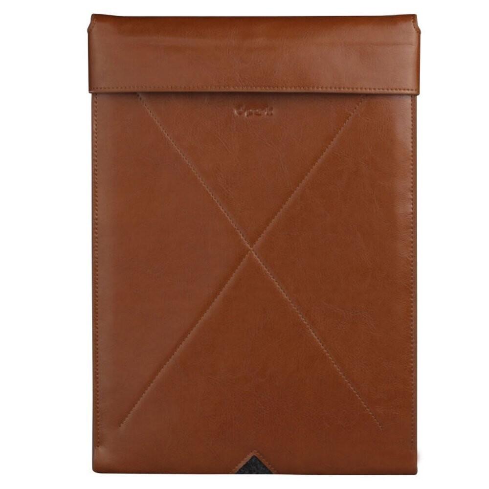 Кожаный чехол d-park Taurus Coffee для iPad mini 4/3/2/1