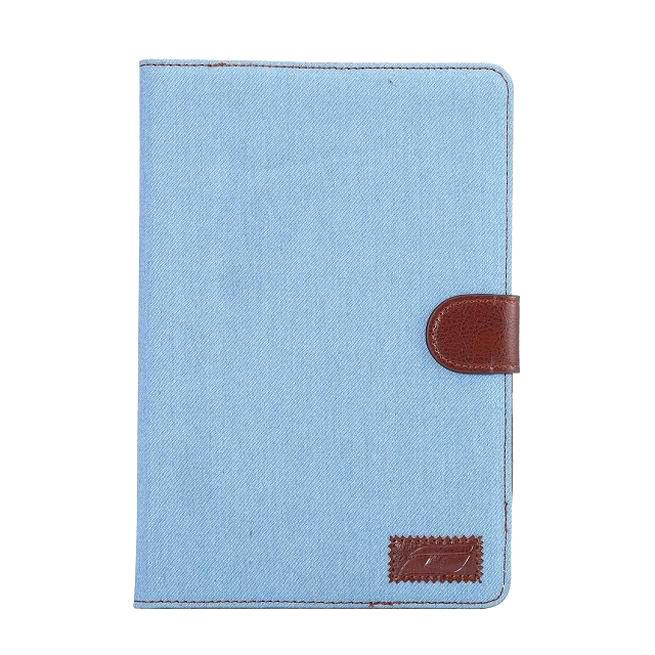 Джинсовый чехол Denim Light Blue для iPad mini 4
