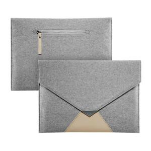 """Купить Клатч ESR Courier Series Light Grey для iPad Pro 12.9"""""""