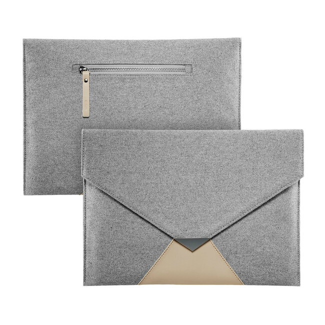 Клатч ESR Courier Series Light Grey для iPad Pro 12.9""