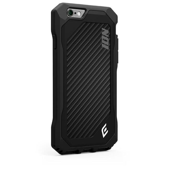 Чехол Element Case ION Black для iPhone 6/6s