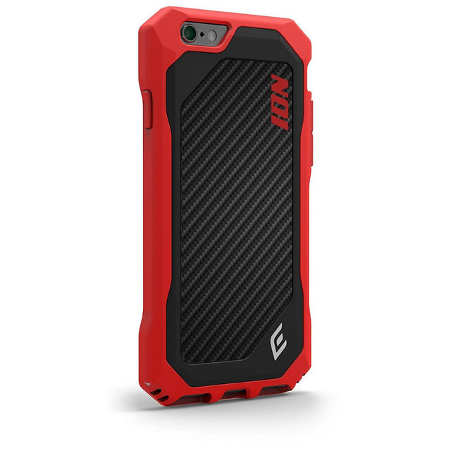Чехол Element Case ION Fire Red для iPhone 6/6s