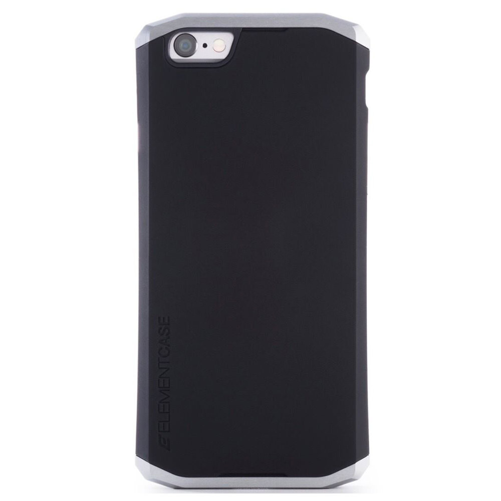 Чехол Element Case Solace Black для iPhone 6/6s