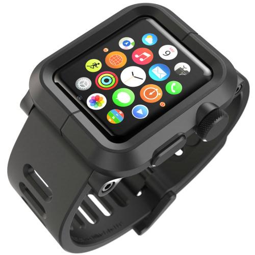 Купить Чехол LUNATIK EPIK POLYCARBONATE Black для Apple Watch Series 3 | 2 | 1 42mm