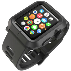 Чехол LUNATIC EPIK POLYCARBONATE Black для Apple Watch 42mm