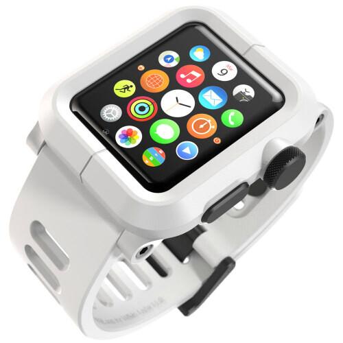 Чехол LUNATIK EPIK POLYCARBONATE White для Apple Watch Series 1 42mm