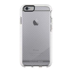 Купить Противоударный чехол Tech21 Evo Mesh Clear/White для iPhone 6/6s