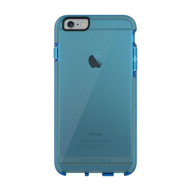 Противоударный чехол Tech21 Evo Mesh Blue/Gray для iPhone 6/6s Plus
