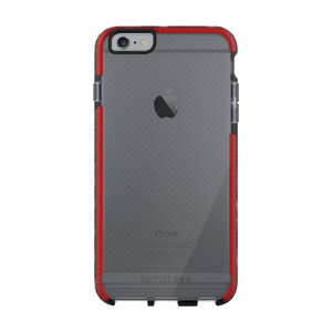Купить Противоударный чехол Tech21 Evo Mesh Smokey/Red для iPhone 6 Plus/6s Plus