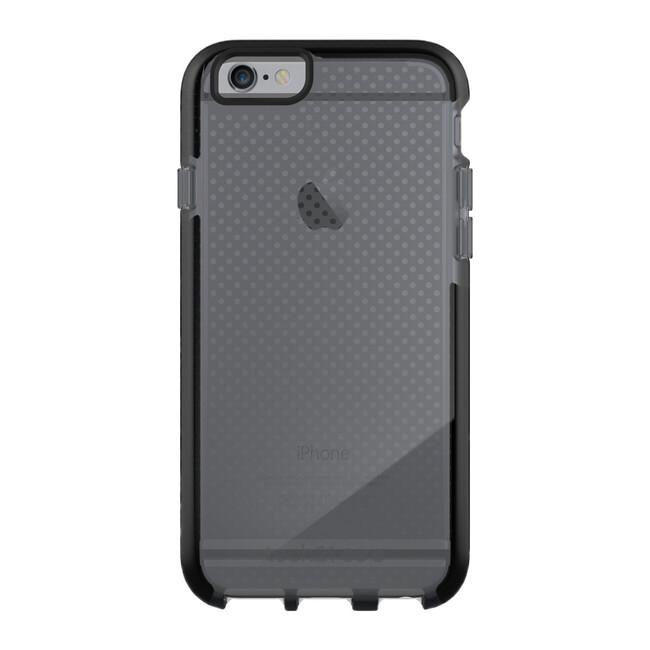 Противоударный чехол Tech21 Evo Mesh Smokey/Black для iPhone 6/6s