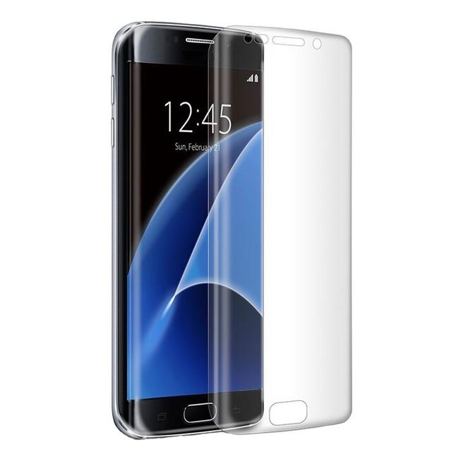 Полноэкранная защитная пленка Full Screen Cover для Samsung Galaxy S7 edge