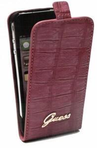 Купить Флип-чехол GUESS Croco для iPhone 4/4S
