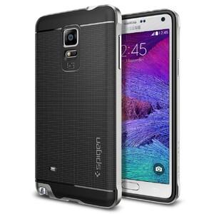Купить Чехол Spigen Neo Hybrid Satin Silver для Samsung Galaxy Note 4