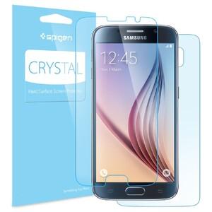 Купить Защитная пленка Spigen Crystal для Samsung Galaxy S6
