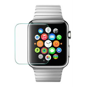 Купить Защитное стекло oneLounge SilicolEdge для Apple Watch 42mm Series 3/2/1