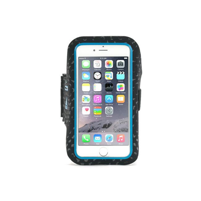 Чехол Griffin Adidas MiCoach Sport Armband Blue для iPhone 6/6s/7
