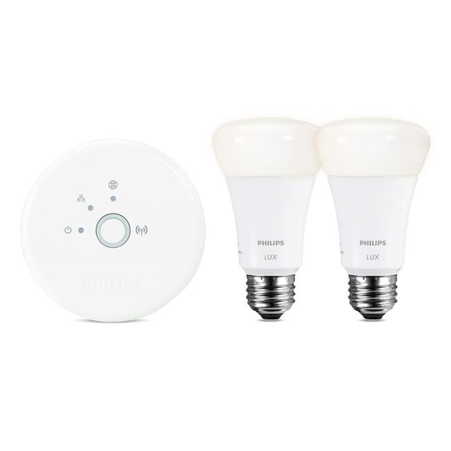 Лампочки Philips Hue для iPhone/iPad/iPod Touch