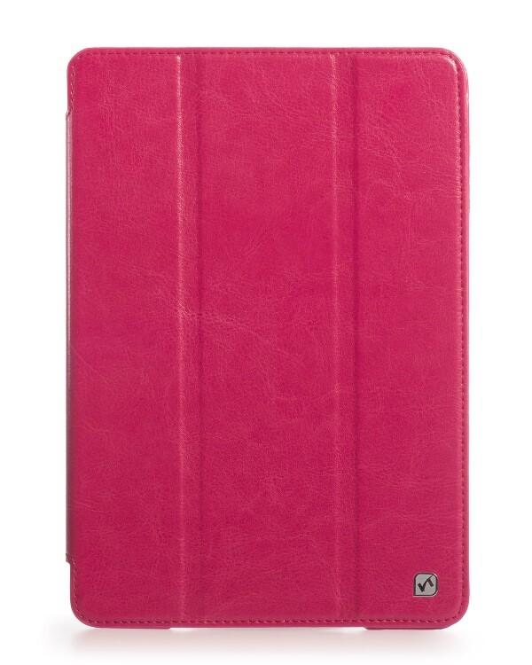 Чехол HOCO Crystal Rose Red для iPad Mini 3/2