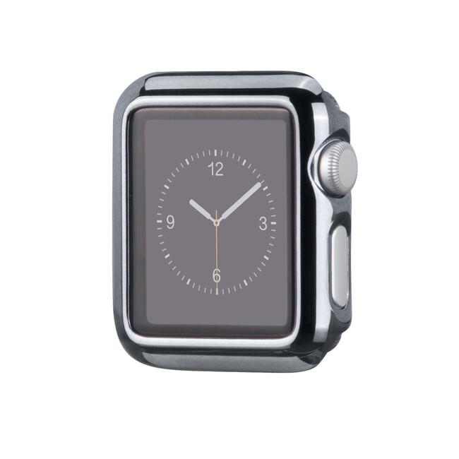 Чехол HOCO Defender Series Plating Black для Apple Watch Series 1