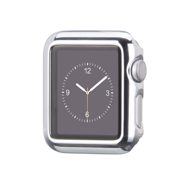 Чехол HOCO Defender Series Plating Silver для Apple Watch