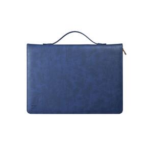 """Купить Кожаный чехол HOCO Portfolio Series Blue для iPad Pro 12.9"""""""