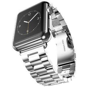 Металлический ремешок HOCO Stainless Steel Silver для Apple Watch 38mm