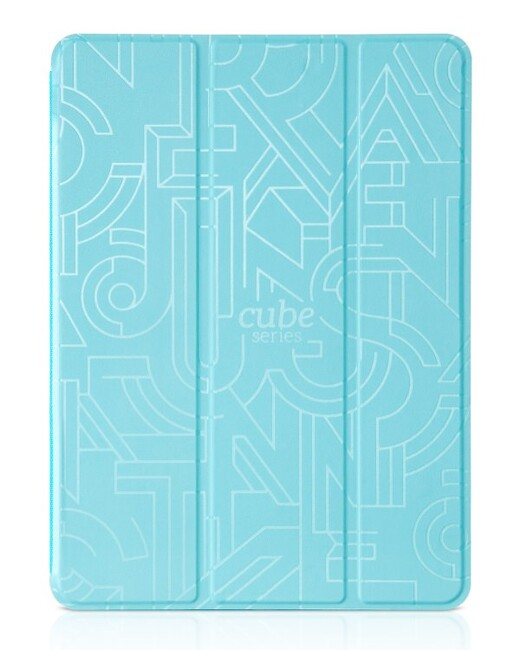 Чехол HOCO Cube Blue для iPad Air 2